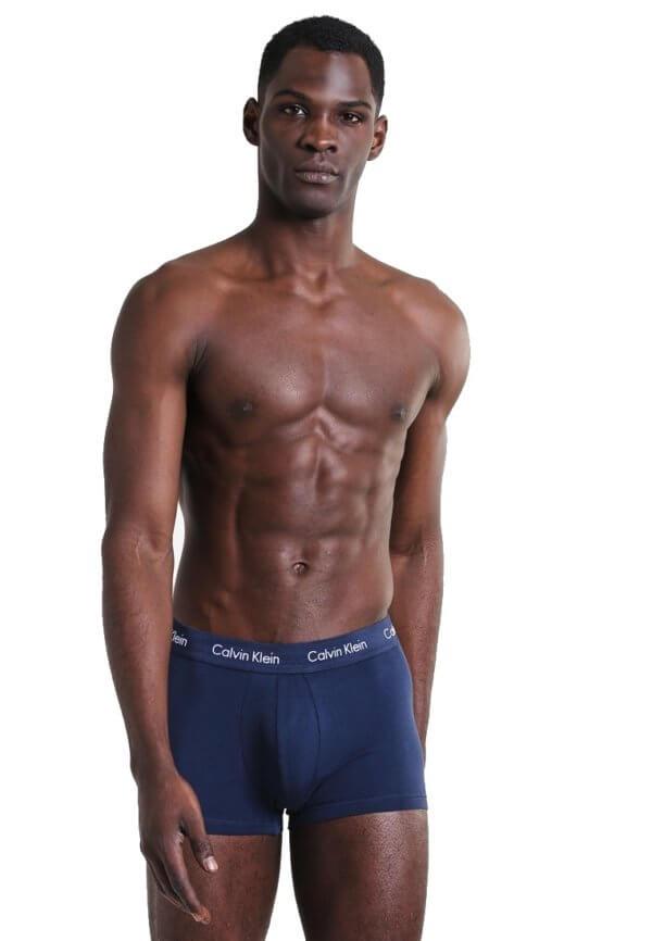 Calvin Klein pánske boxerky 3 Pack Trunks