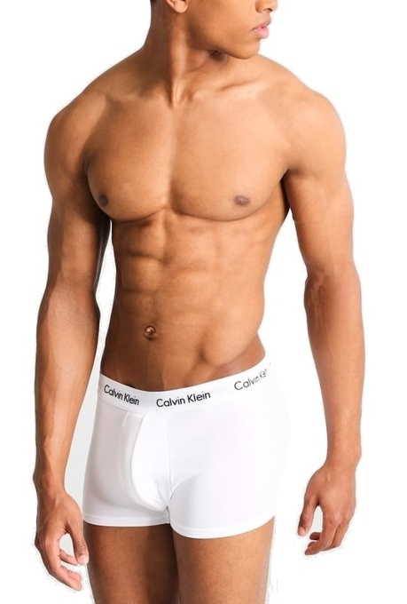 Calvin Klein farebné boxerky Low Rise Trunks tricolor 3 Pack I03
