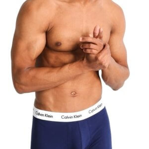 44e7d1ee5 Calvin Klein farebné boxerky Low Rise Trunks tricolor 3 Pack I03