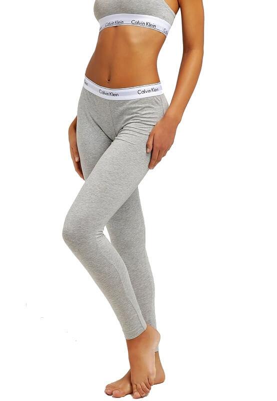 b7ff4a1667 Dámske legíny Calvin Klein Legging Pant šedé