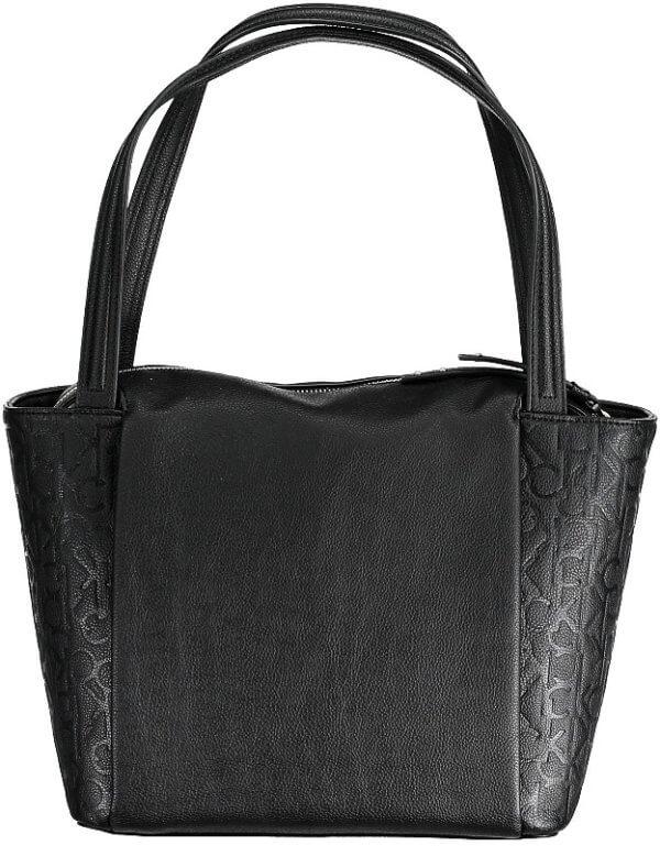 Kabelka Calvin Klein Mish4 Medium Tote čierna