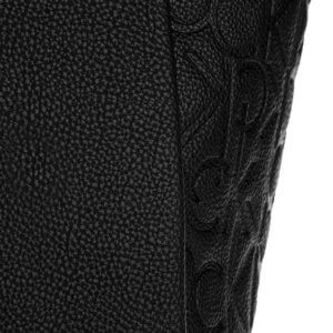 Dámska kabelka Calvin Klein Mish4 Medium Tote detail čierna