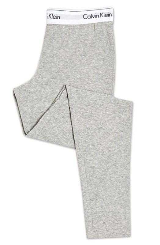 Calvin Klein dámske legíny šedé