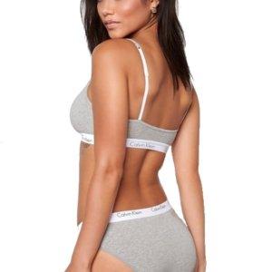 Calvin Klein 2pack nohavičky CK One Bikini šedé