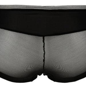 Calvin Klein nohavičky Hipster Sculpted čierne