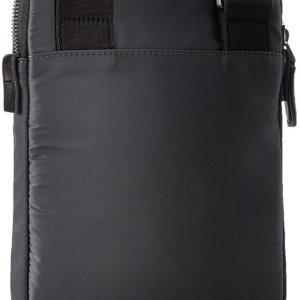 Calvin Klein pánsky organizér Ease Flat Crossover tavo šedý
