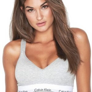 abc2c9b340 ... Calvin Klein podprsenka športová Modern Cotton