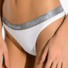 Calvin Klein tanga Radiant Cotton Thong 100