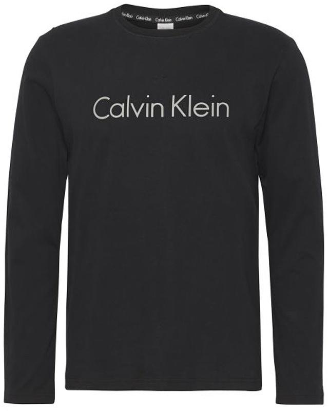 da204d562 Calvin Klein pánske tričko CC L/S Crew Neck čierne. Calvin Klein pánske  tričko Comfort Cotton L/S Crew Neck NM1345E 001