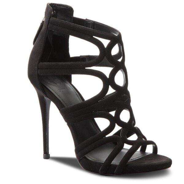 Sandále GUESS Teigan FLTEI2 ESU03 Black