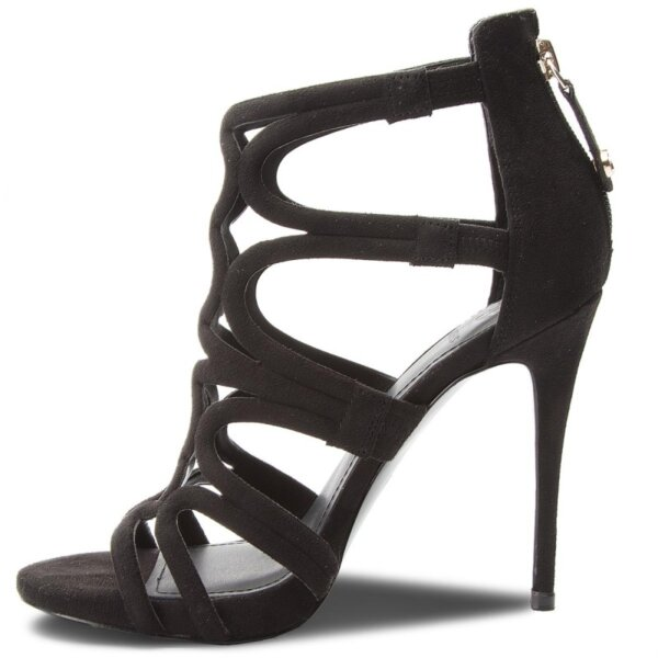 Sandále GUESS Teigan FLTEI2 ESU03 Black 5