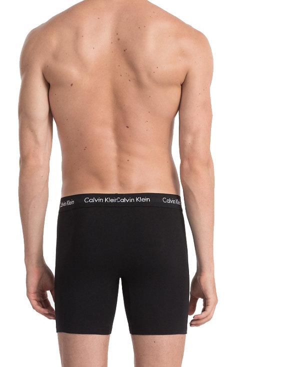 Calvin Klein boxerky 3pack Boxer Briefs 1KU