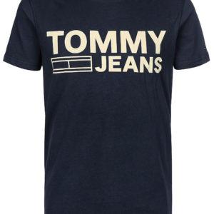 ... Tommy Hilfiger pánske tričko TJM Basic CN T-Shirt S S 37 modré 7f67b70ad5f