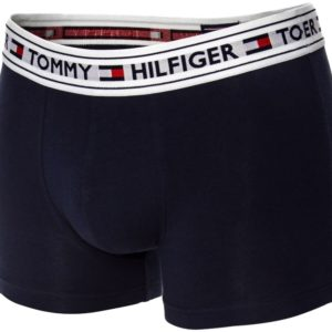 Tommy Hilfiger boxerky Authentic Cotton Trunk modré