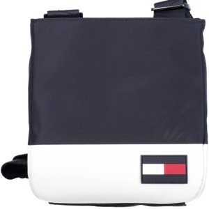 Tommy Hilfiger organizér Escape Mini Crossover modrý