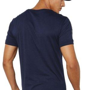 Tommy Hilfiger pánske tričko Authentic RN Tee SS modré