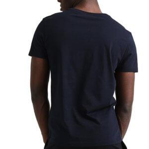 Tričko Tommy Hilfiger Icon SS Tee Logo modré