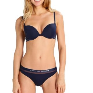 Tommy Hilfiger podprsenka Sheer Flex Micro Push-Up Bra 416