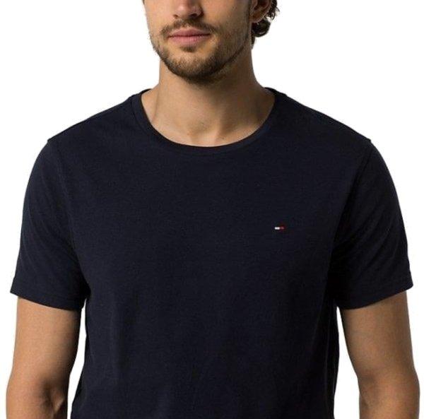 Tommy Hilfiger tričko CN Tee SS Icon 416 0