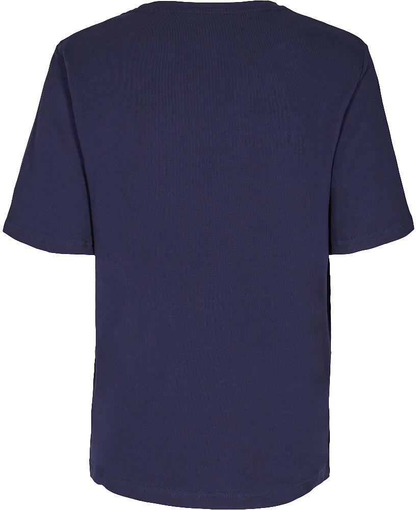 Tommy Hilfiger tričko BN Tee Half modré  8ff598c1864