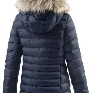 Tommy Hilfiger dámska bunda Basic Down Jacket modrá