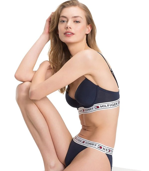 Tommy Hilfiger podprsenka Authentic T-Shirt Bra 416