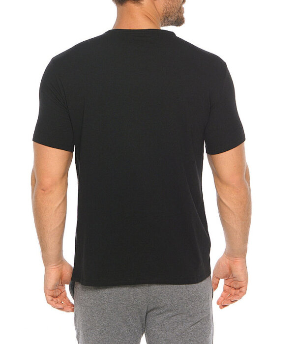 Tričko Calvin Klein CC SS Crew Neck Logo čierne.01