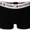 Tommy Hilfiger boxerky Authentic Cotton Trunk čierne