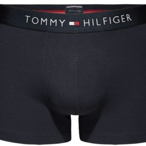 Tommy Hilfiger boxerky Cotton Icon Trunk modré
