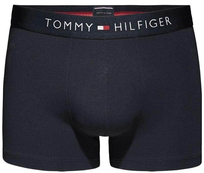 Tommy Hilfiger boxerky Cotton Icon Trunk modré