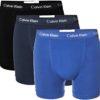Calvin Klein boxerky 3pack Trunks Cotton Stretch 4KU