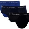 Calvin Klein slipy 3pack Hip Briefs Cotton Stretch 4KU
