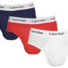 Calvin Klein slipy 3pack Hip Briefs Cotton Stretch I03