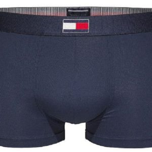 Tommy Hilfiger boxerky Flag Core Micro Low Rise Trunk modré