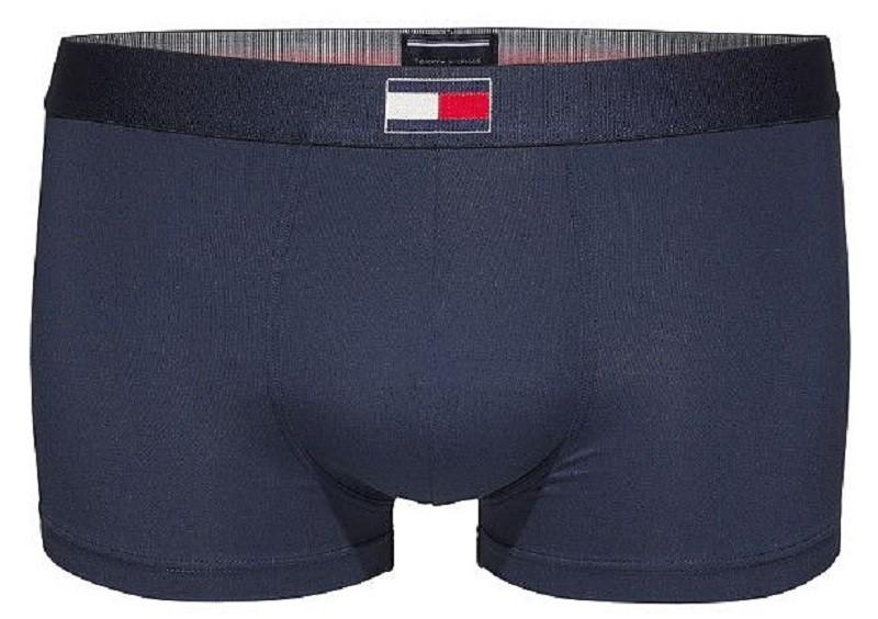 Tommy Hilfiger boxerky Flag Core Micro Low Rise Trunk modré