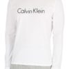 Calvin Klein pánske tričko Comfort Cotton L/S Crew Neck NM1345E 100