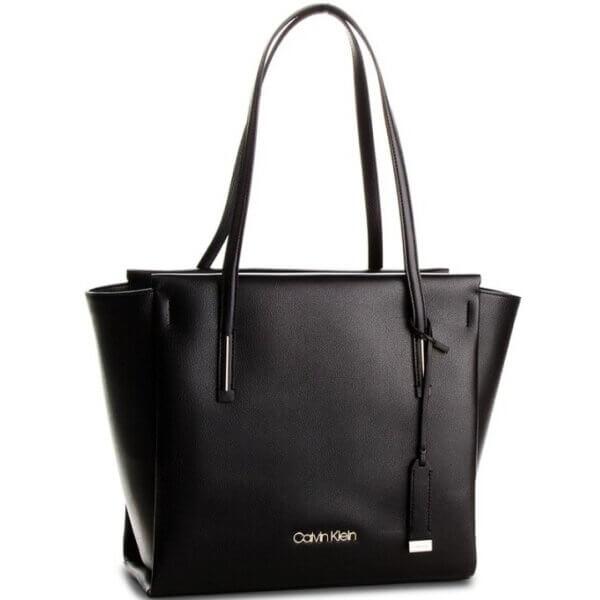 Kabelka Calvin Klein Frame Large Shopper K60K604371 001