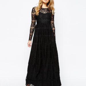 Y.A.S dámske šaty Mai Maxi Dress