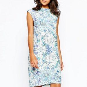 Y.A.S dámske šaty Shelly Aop Dress