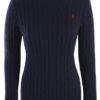 RALPH LAUREN DORIS LS SWT pulover modrá