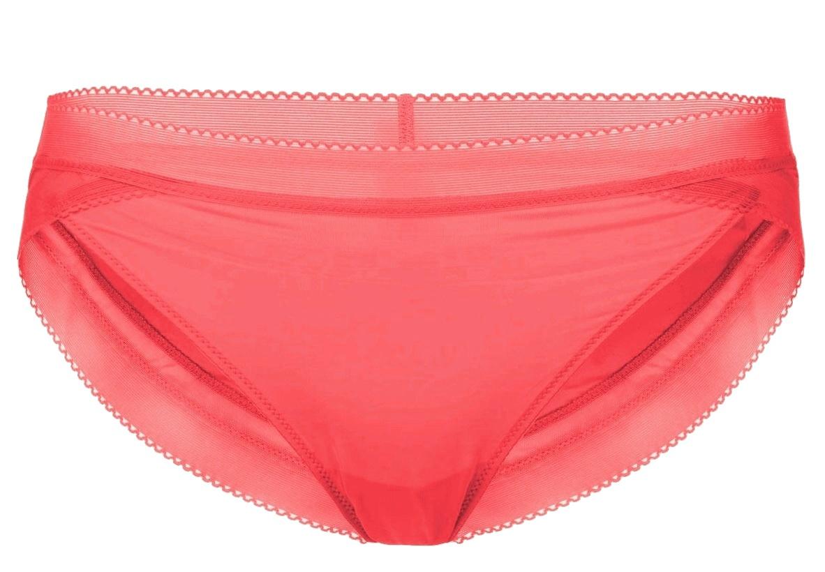 Calvin Klein nohavičky Icon Bikini ružová