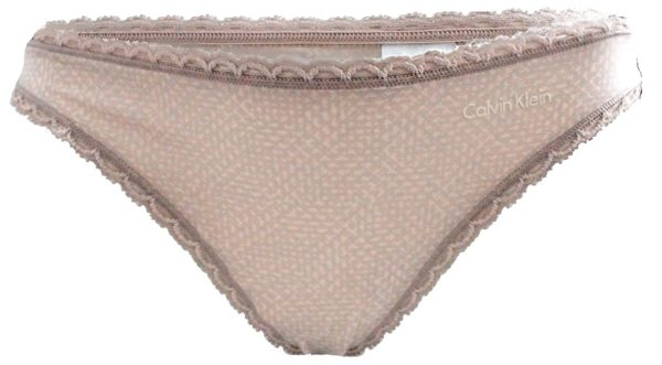 Calvin Klein nohavičky Seductive Bikini