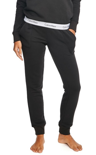 Calvin Klein tepláky Bottom Pant Jogger čierna