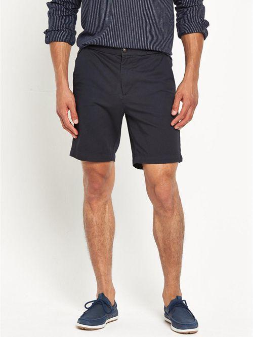 A D P T. pánske šortky Form Chino Shorts modrá