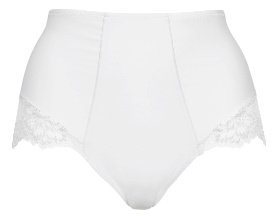 LORMAR Perfect Guainetta formujúce nohavičky biela