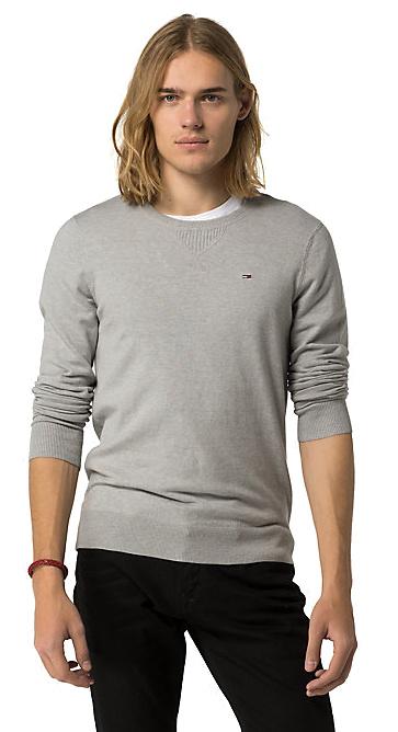 Tommy Hilfiger Denim pánsky pulover Jumper 038  f9649de9a7e