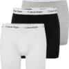 Calvin Klein boxerky 3pack Boxer Briefs Cotton Stretch MPI