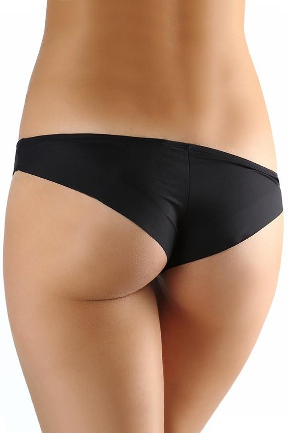 LORMAR Carrie nohavičky brazilky čierna
