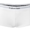 Calvin Klein šortkové nohavičky Modern Cotton BoyShort biela