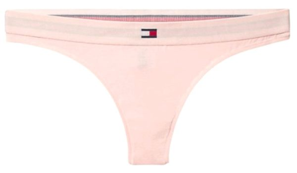 Tommy Hilfiger tanga Flag Core Cotton Thong 612
